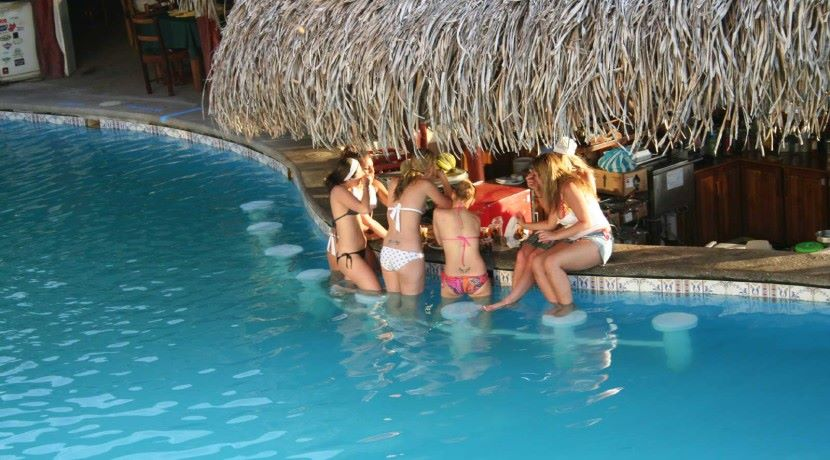 Chillin-at-our-Swim-Up-Bar