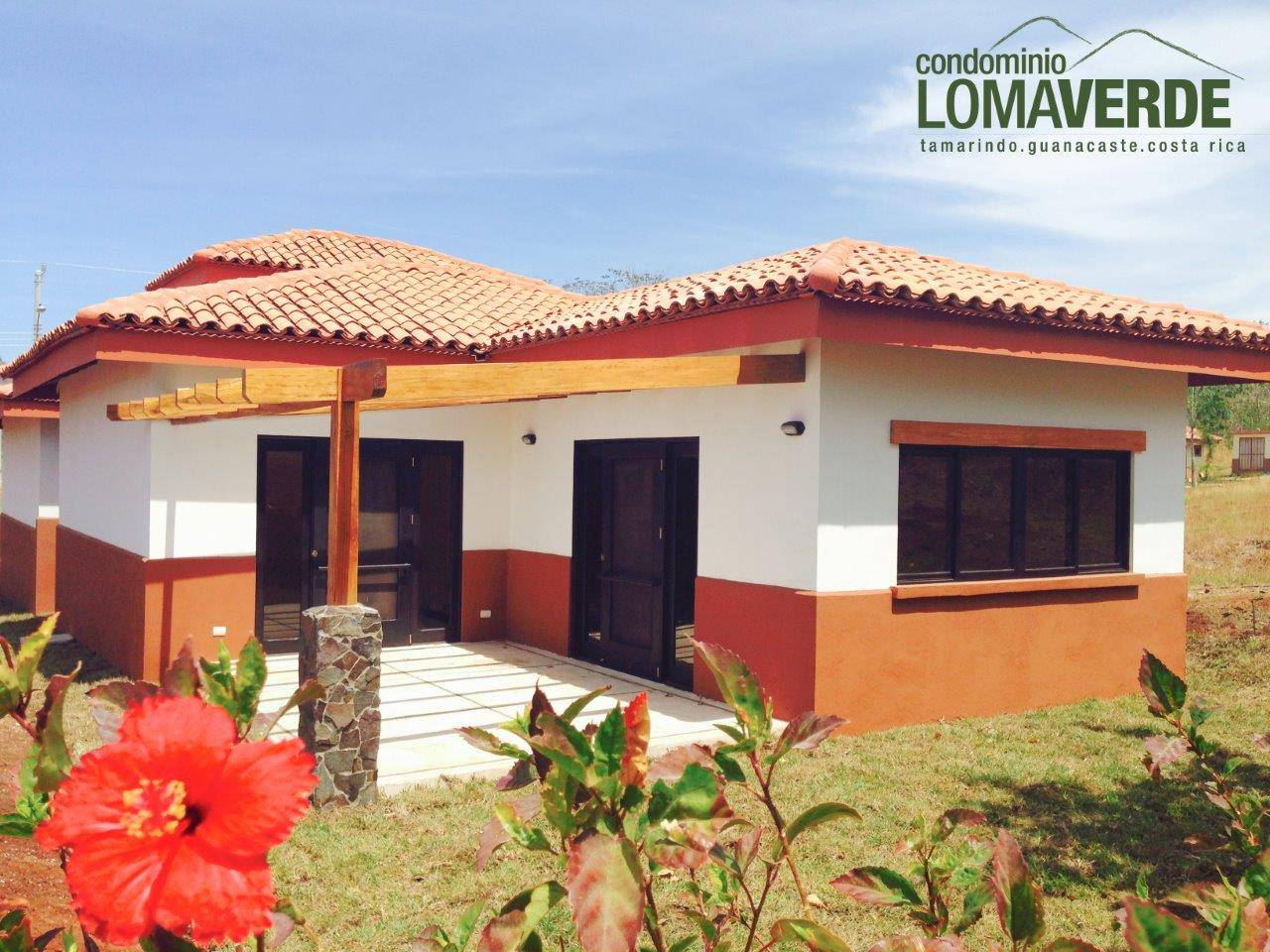 Beautiful brand new home only 7 minutes from Tamarindo
