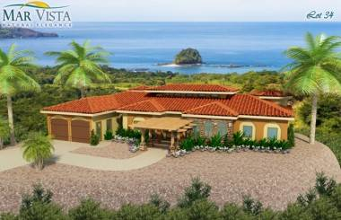 Luxury Ocean view Home Packages in Eco Community- Amazing Amenities