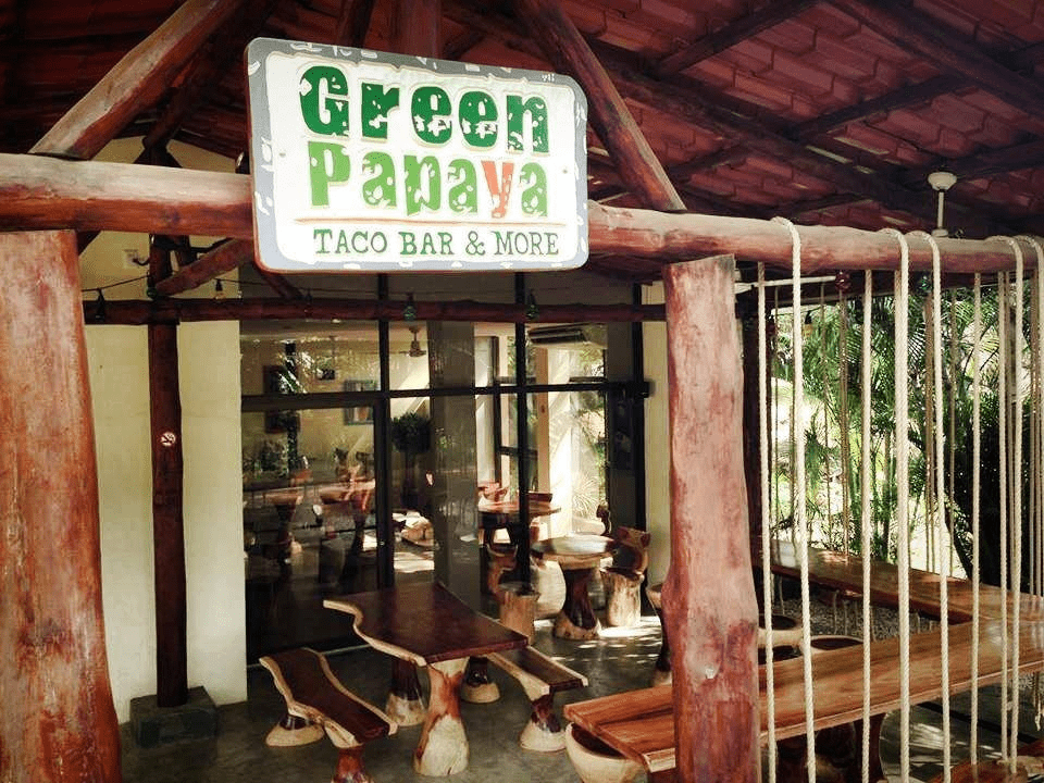 Green Papaya Taco Bar