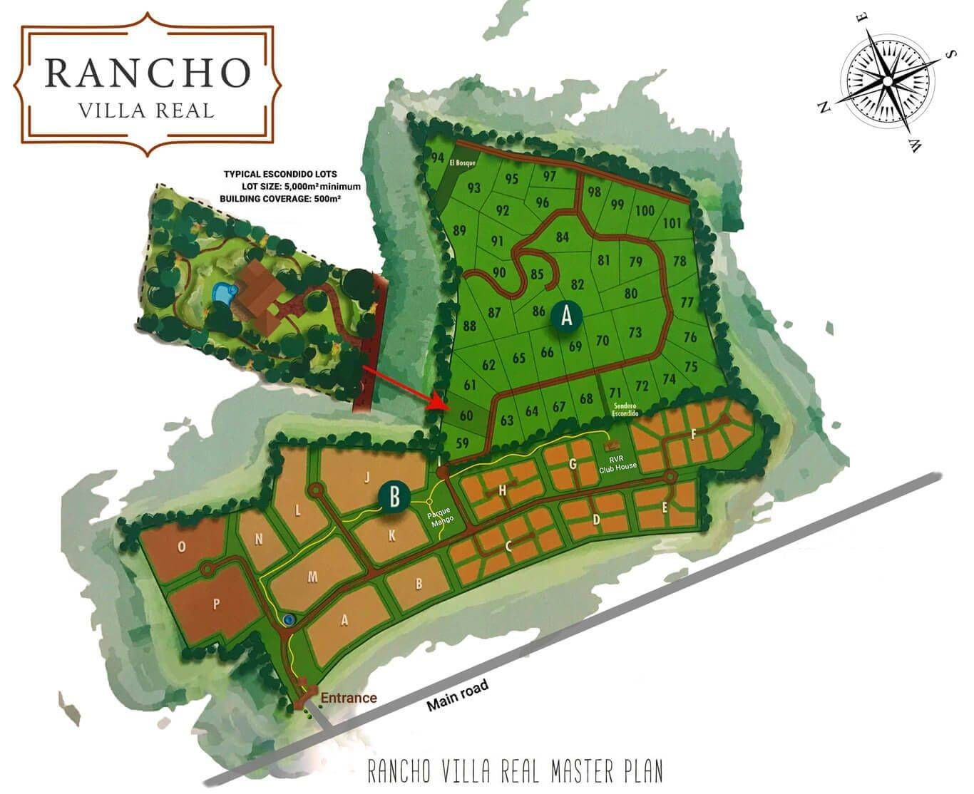RANCHO VILLA REAL-PRIVATE COUNTRY LIVING WITH OCEAN ACCESS MINUTES AWAY