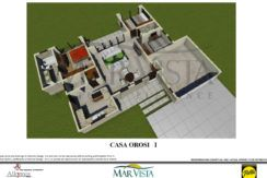 Orosi I Floor PLan