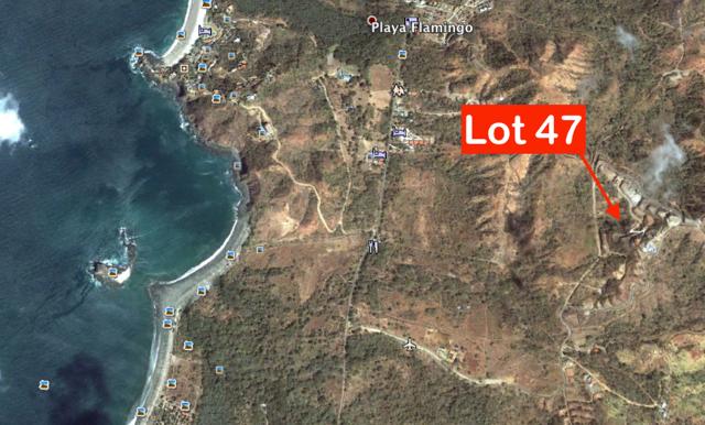 Lot 47 aerial