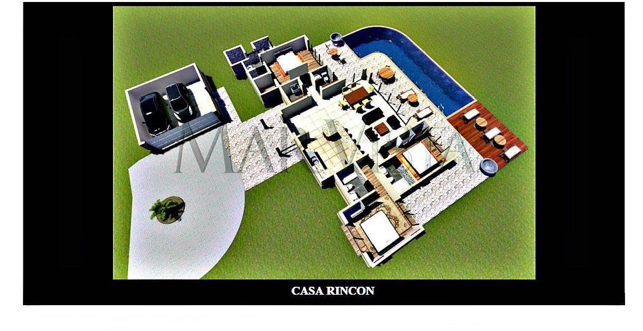 Casa Rincon Mar Vista Dos Rios #67