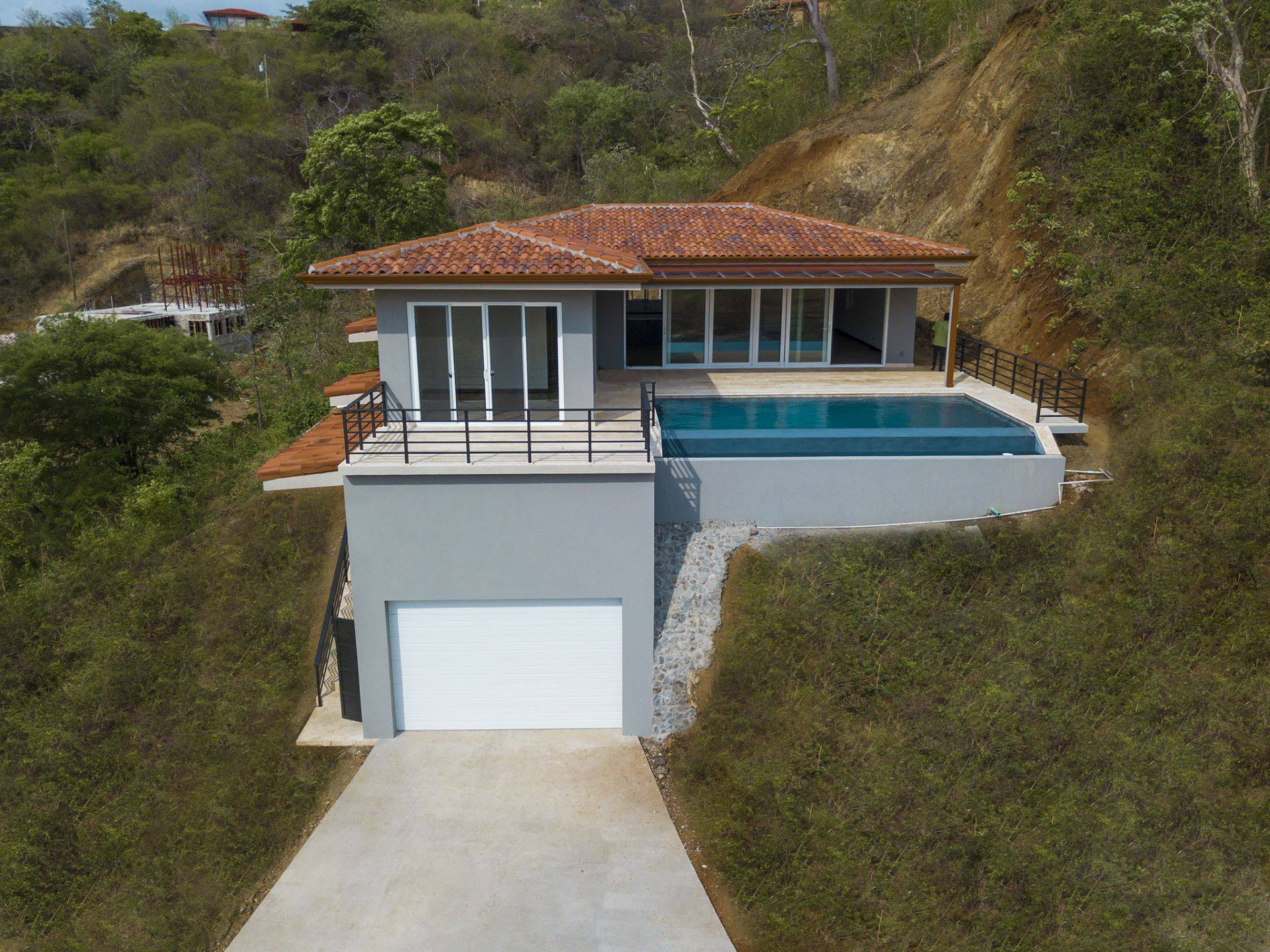 Brand New Home at Mar Vista on 1.25 Acre lot