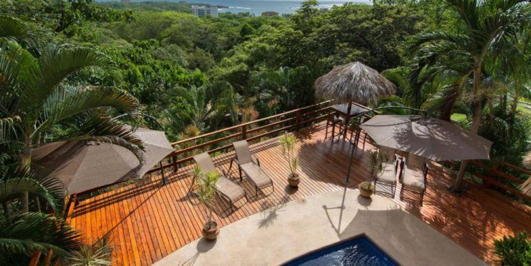 Casa Mirador View Pool
