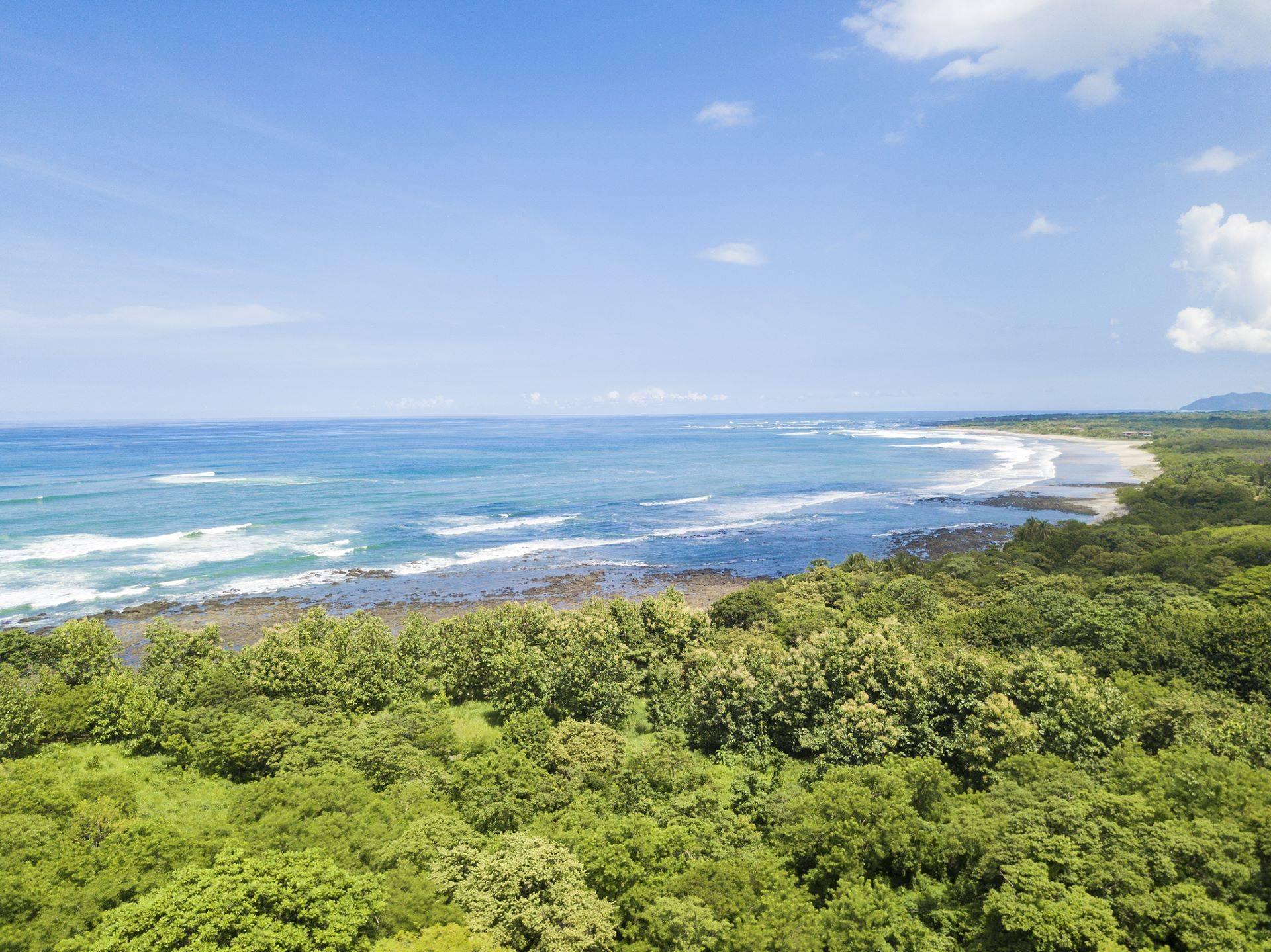 Oceanfront Lot in Playa Avellanas