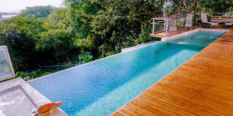 Waterfall House - pool 2 (1)