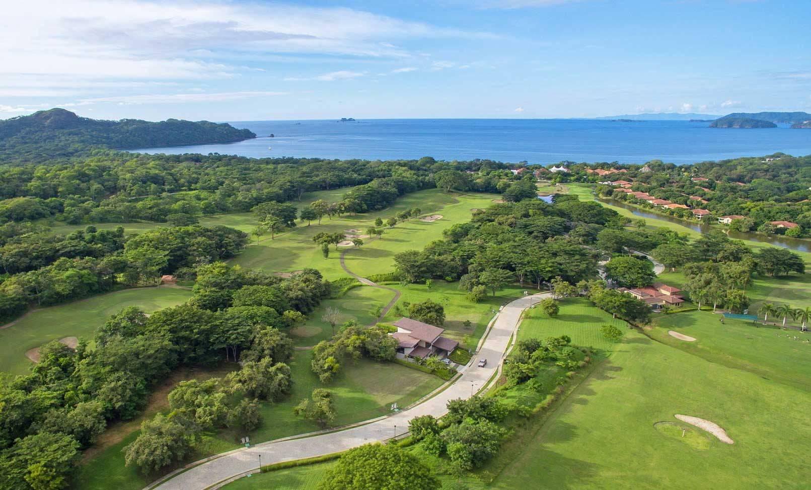 Single Family Home Sites in Beach & Golf Resort Community