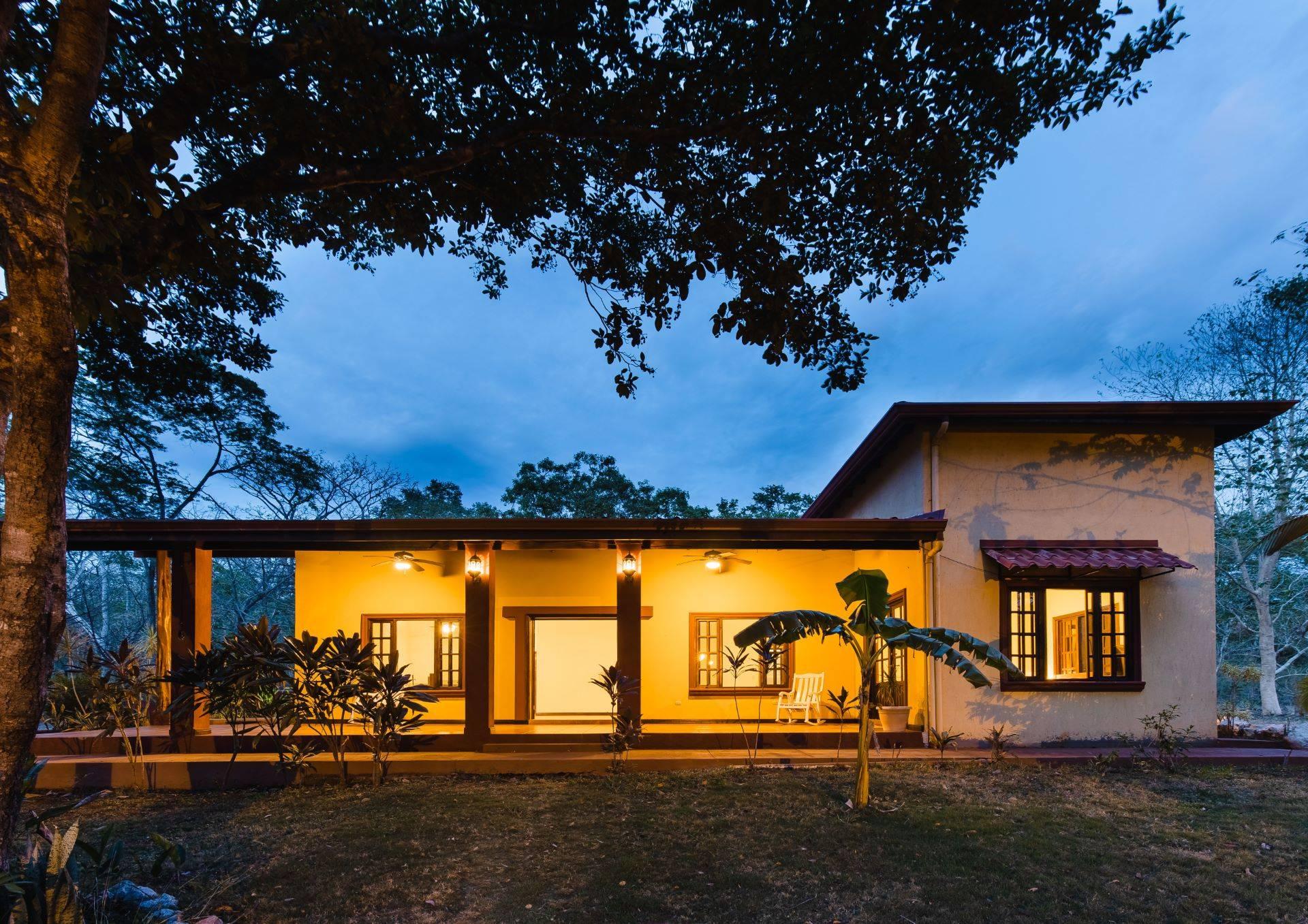Traditional Costa Rican Hacienda Style Home