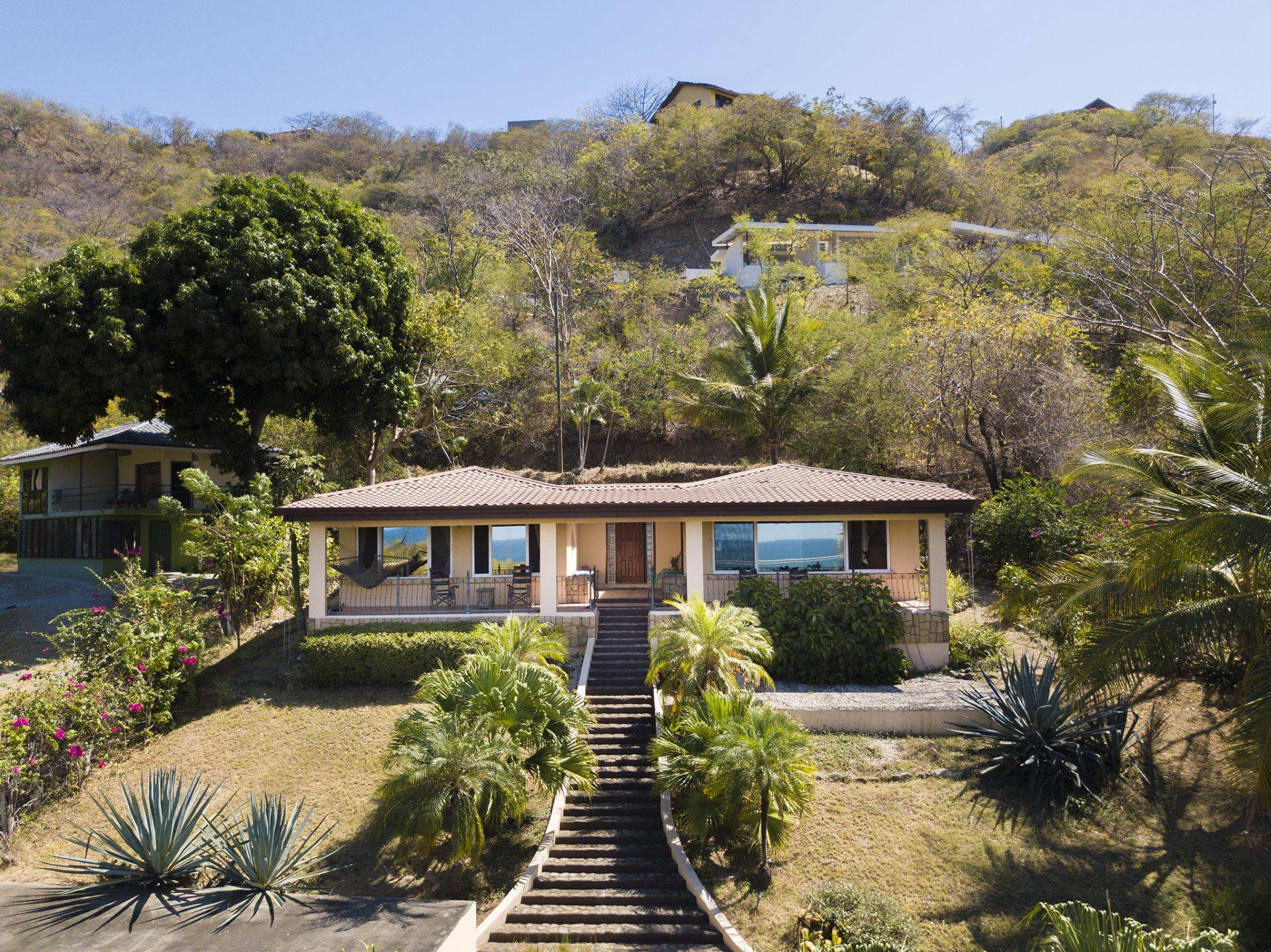 Casa Melocoton – Ocean View Home in Playa Prieta