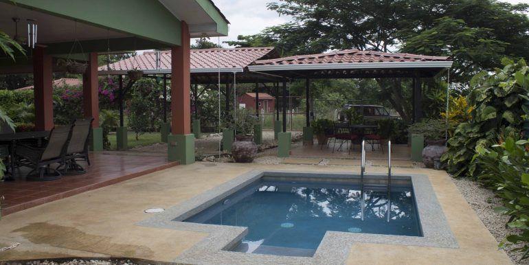 casa mau pool