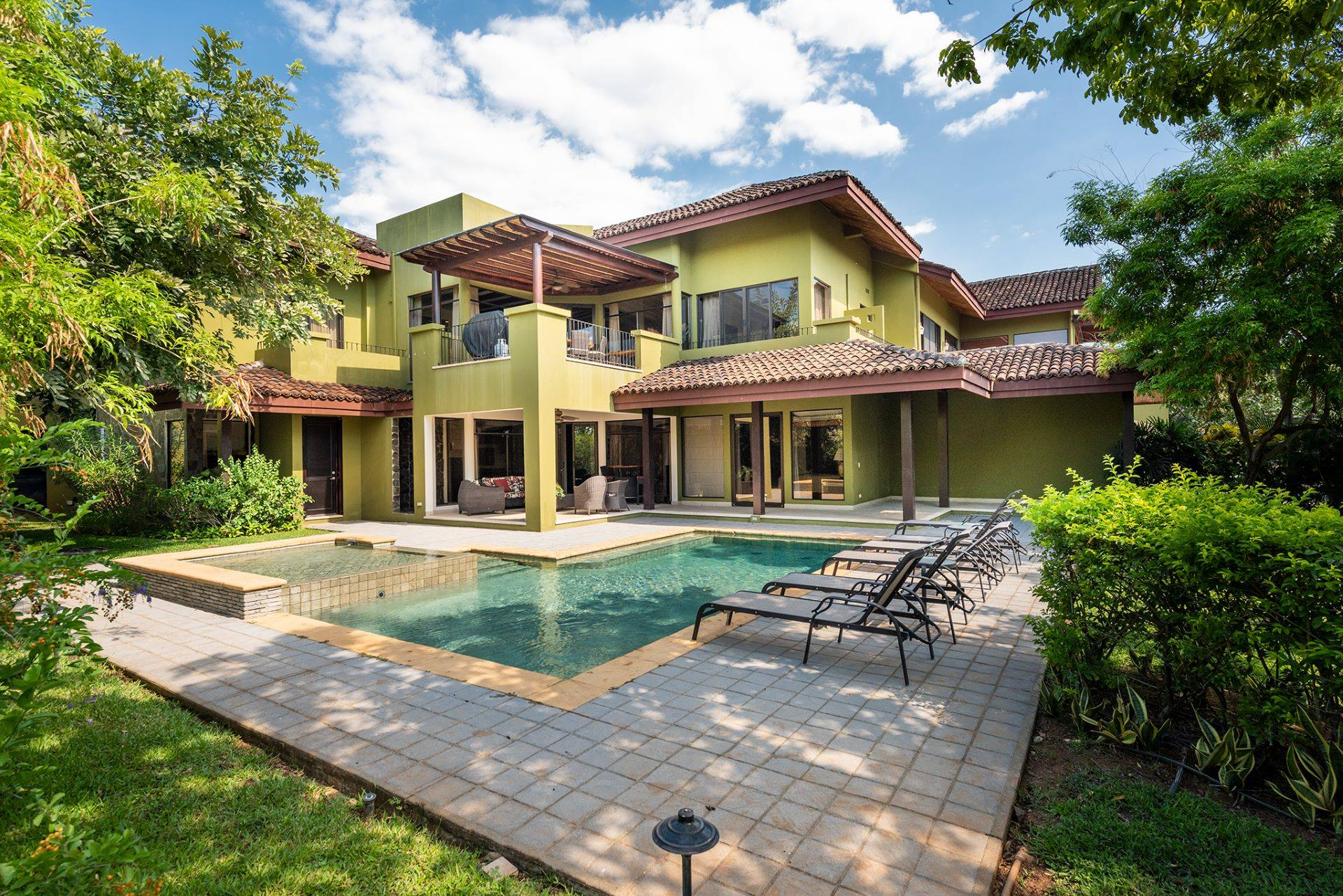 Villa Carao #7 at Reserva Conchal A beautiful villa with private pool