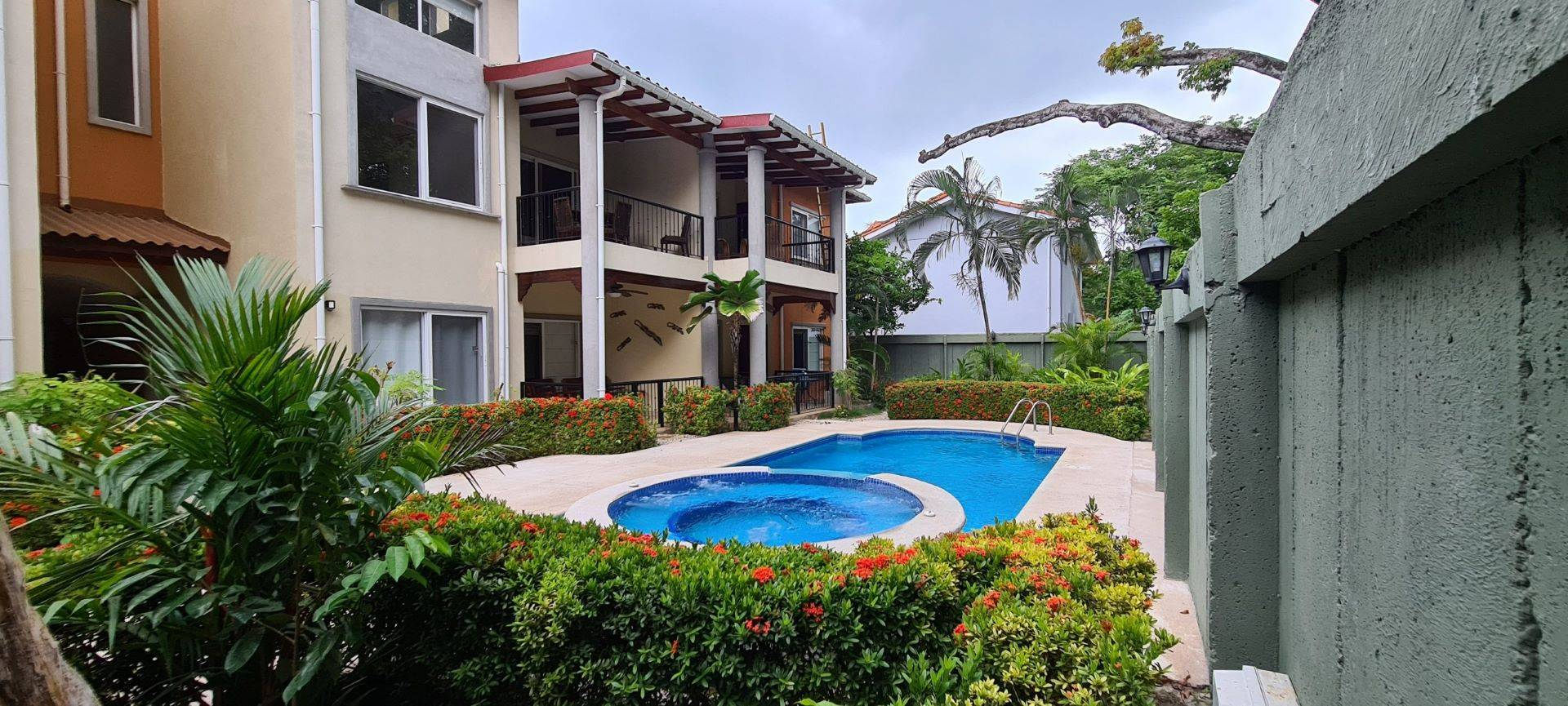 Villa Jazmin #201- Cozy Condo Walking Distance to the Beach-SOLD!