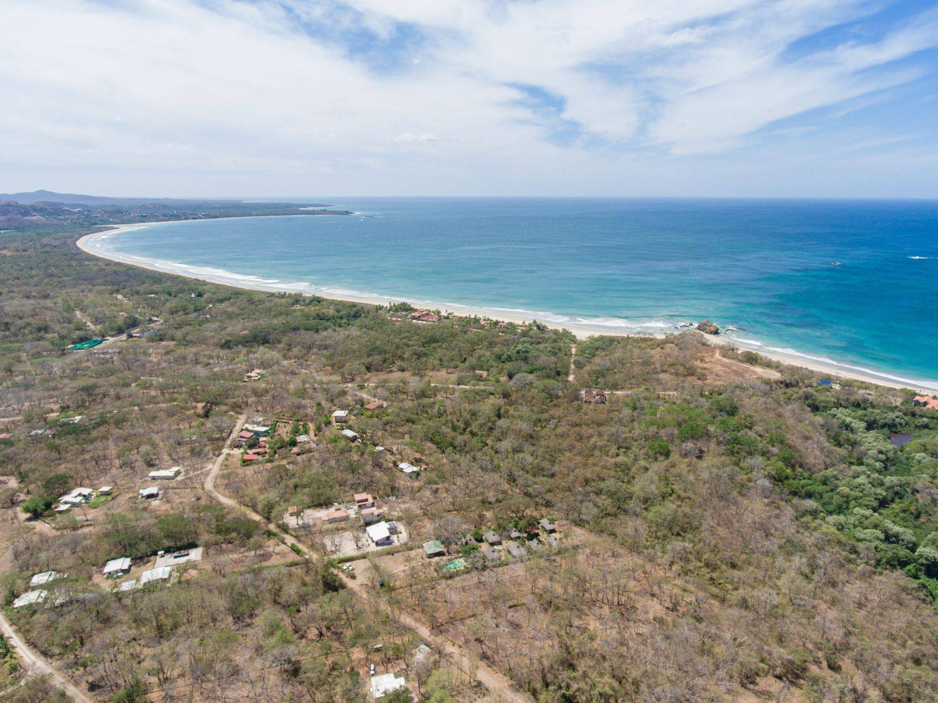 Beautiful Lot located  800 meters from the Beach in  Playa Grande