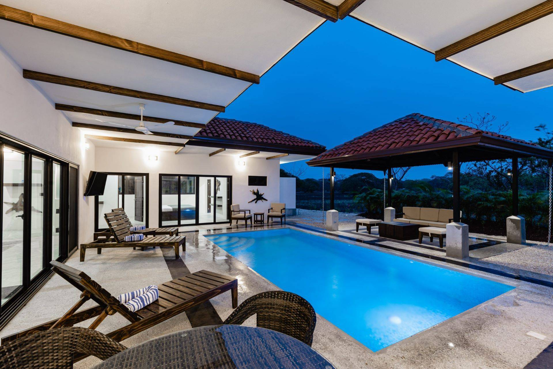 Brand New Tropical Luxury Beach Villa