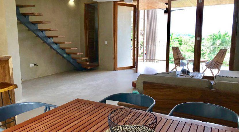 tierra condo 3 bed dining table