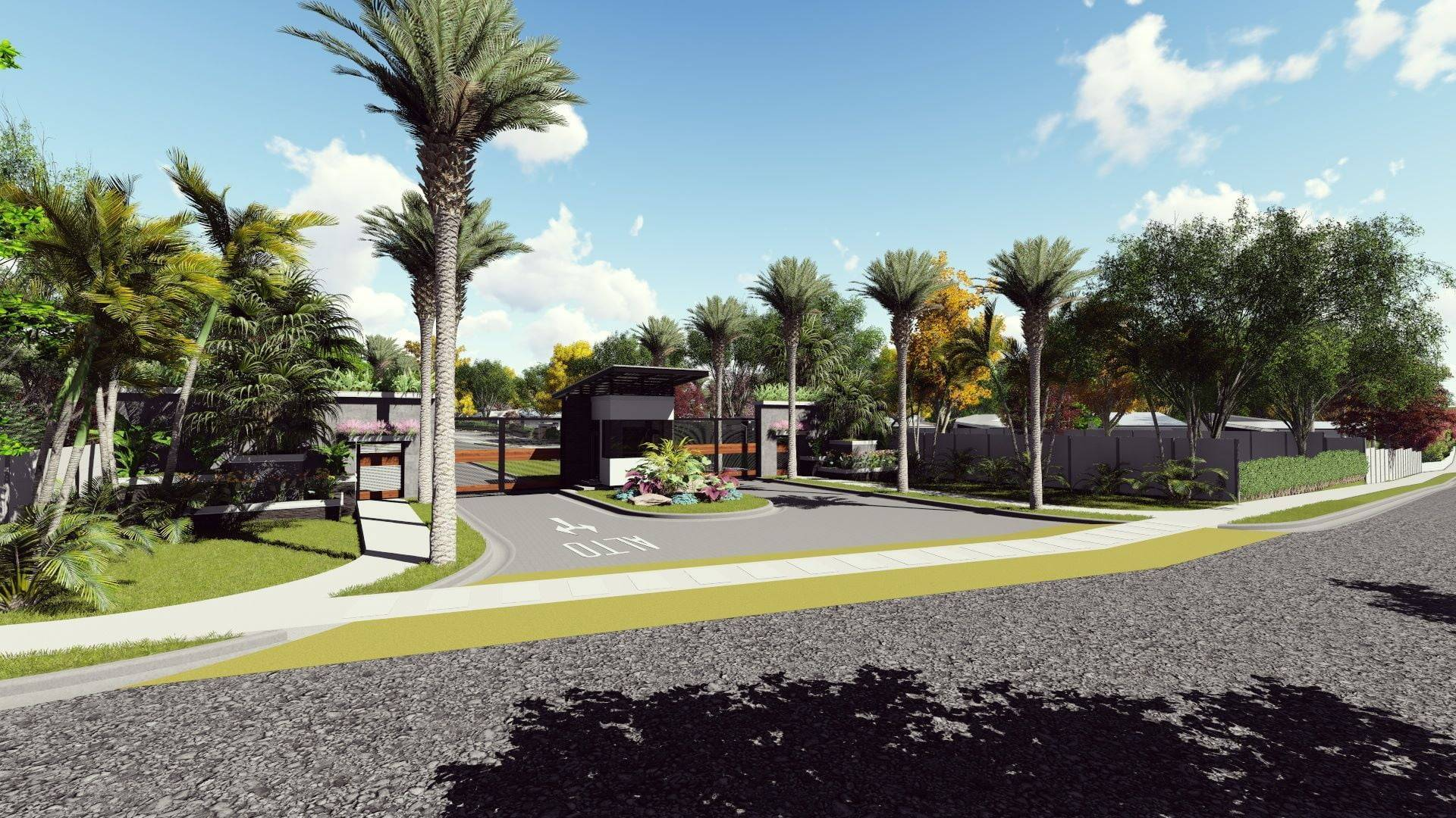 The Enclave at Avellanas-luxurious beach community
