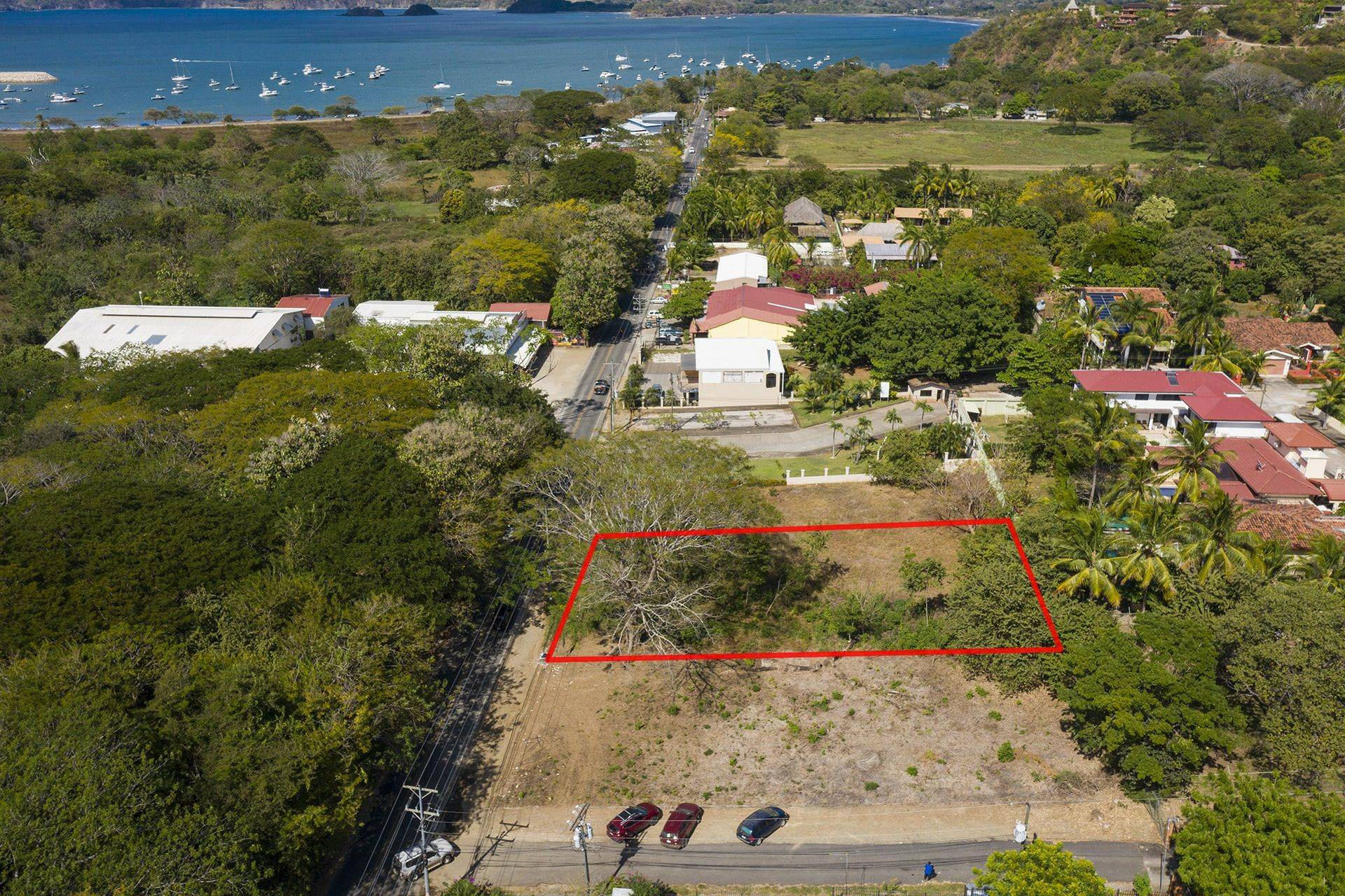 New commercial lot in Flamingo-SOLD!