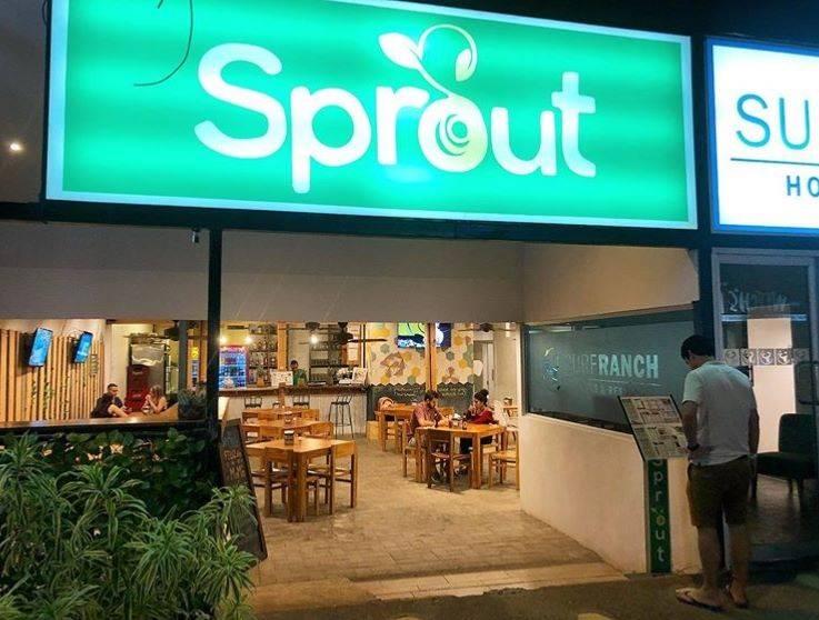 Sprout Restaurant- In Tamarindo