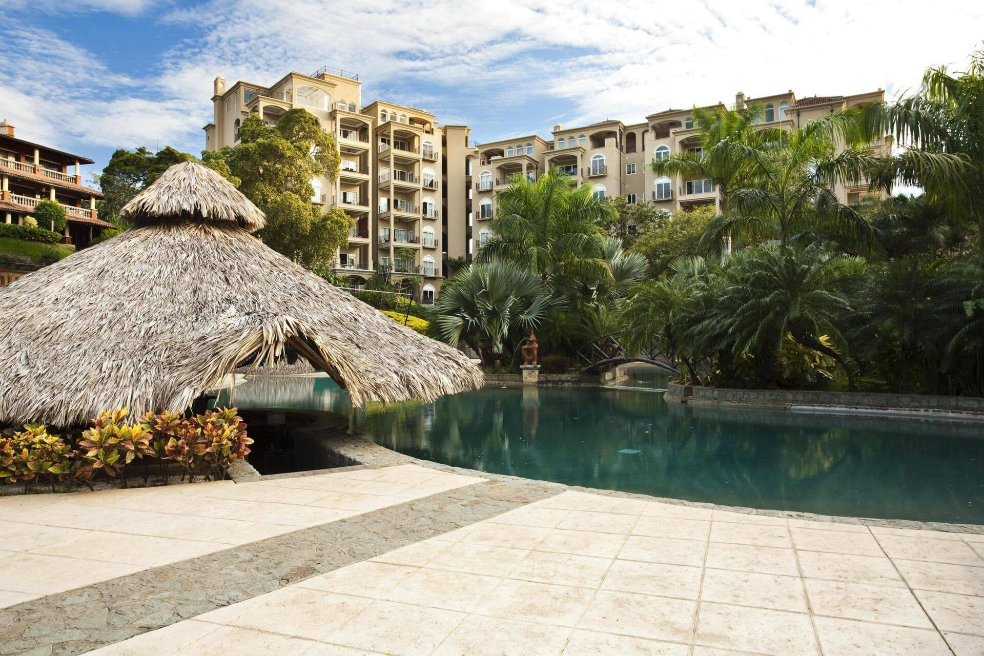Matapalo 104-Luxury 2 BR Poolside Condo At The Diria Resort-SOLD!