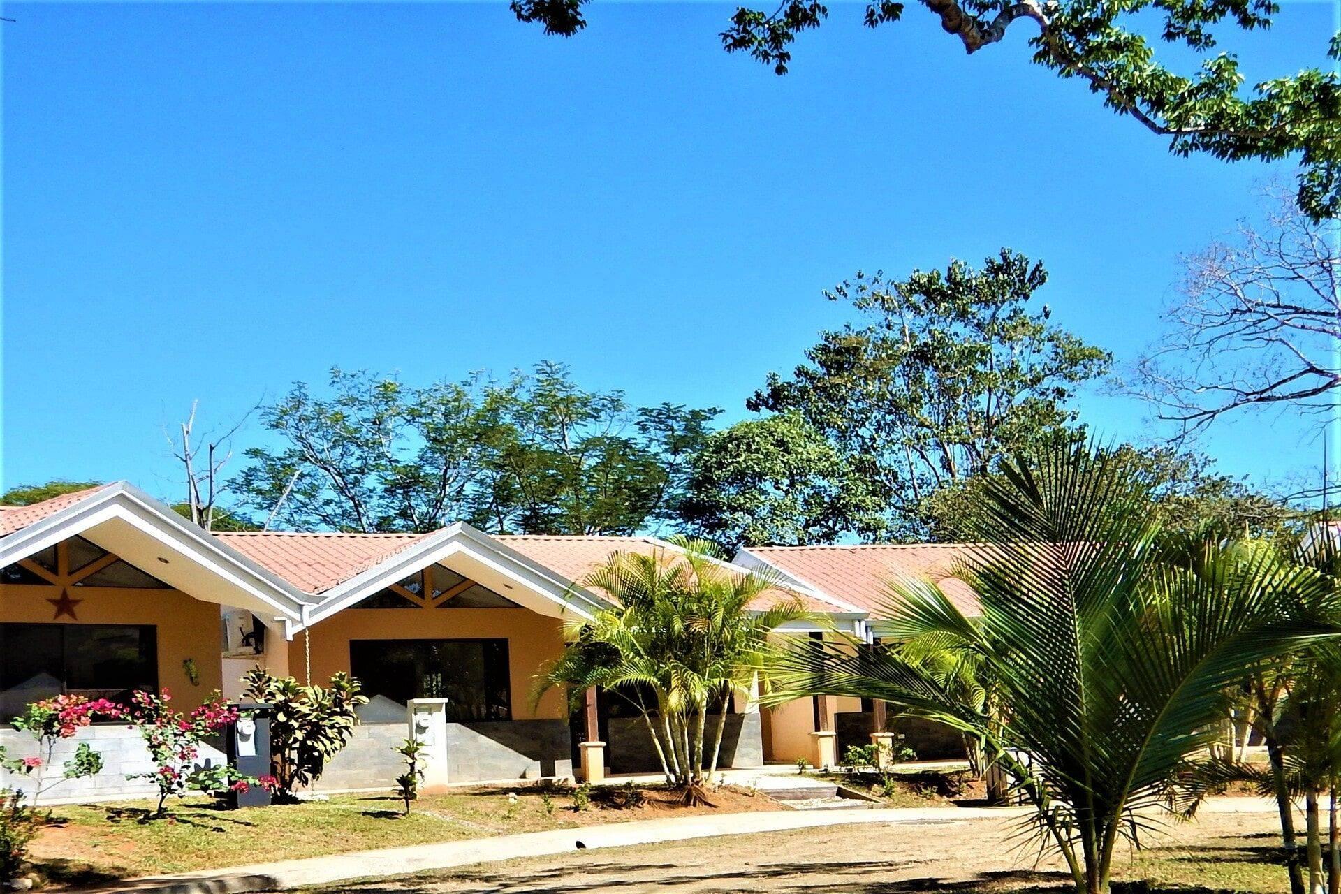 Villa Tropical in Playa Lagarto Eco Development