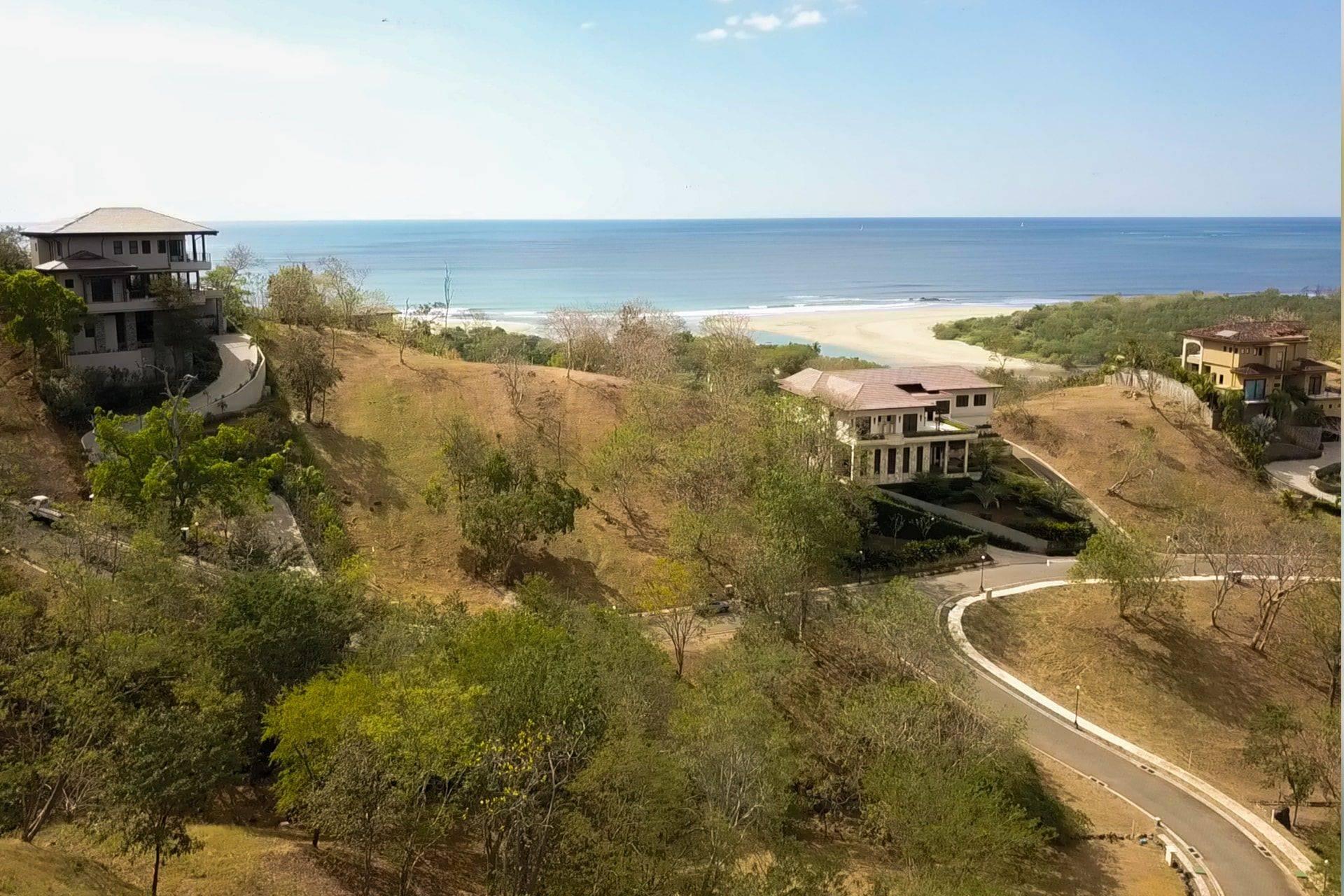 Ocean View Lot In Tamarindo- Senderos 2D