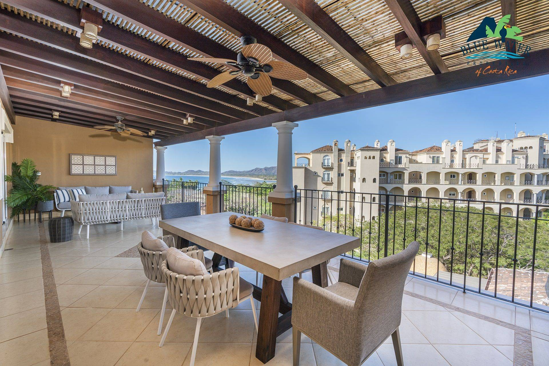 Bocaracá 16- Enjoy the best views of Tamarindo from this incredible ocean view Penthouse!