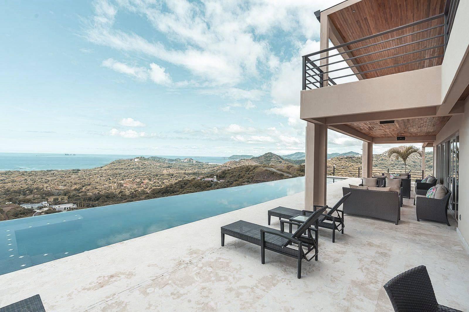 Casa Vista del Rey vacation rentals in Playa Flamingo Costa Rica