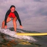 Costa Rica surf lessons with Blue Water Adventures