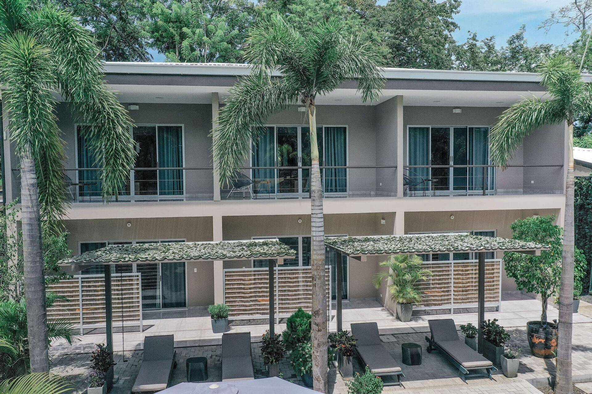 Tropical 16 Unit Boutique Hotel in Tamarindo!