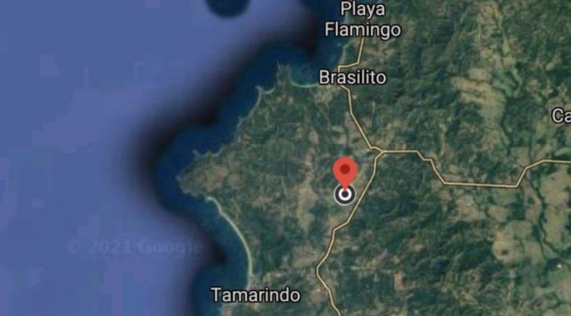 Map La Garita Finca-min