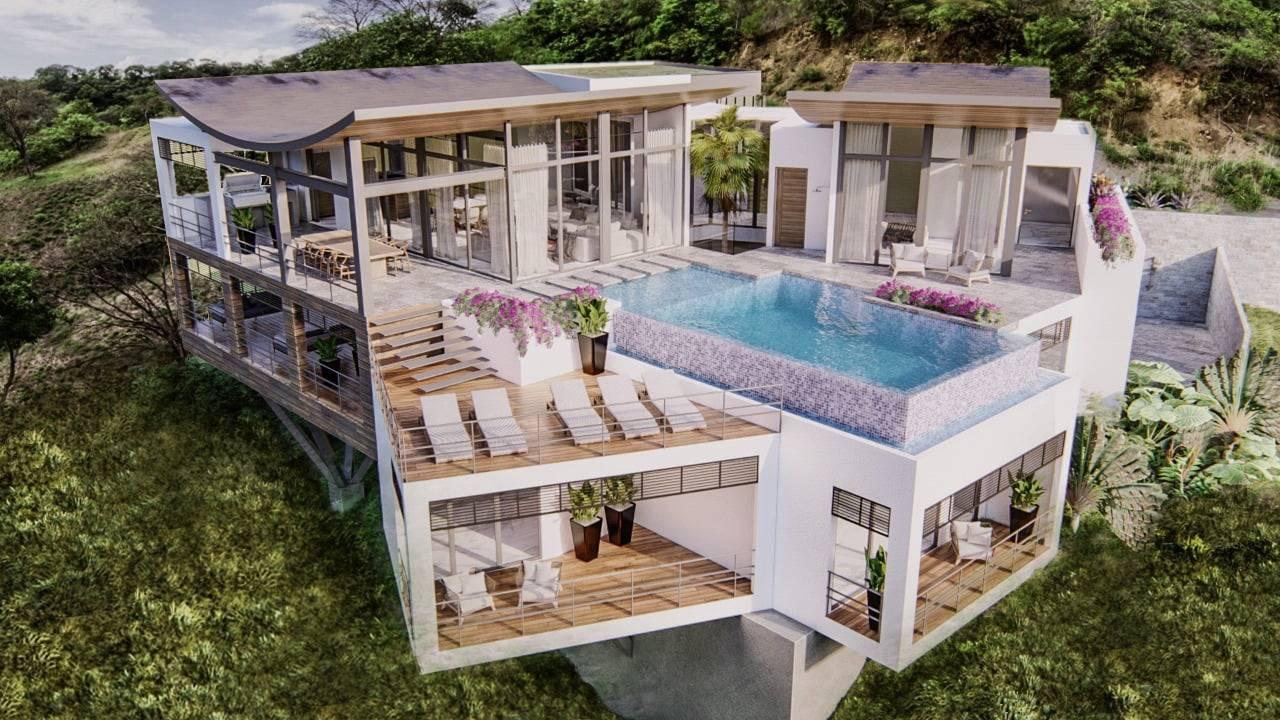290 House- Magnificent Ocean Views in Senderos