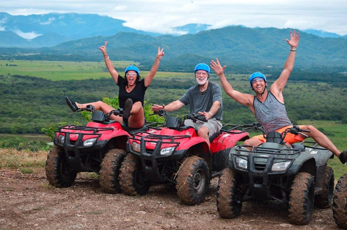 ATV rides and Costa Rica tours outdoors