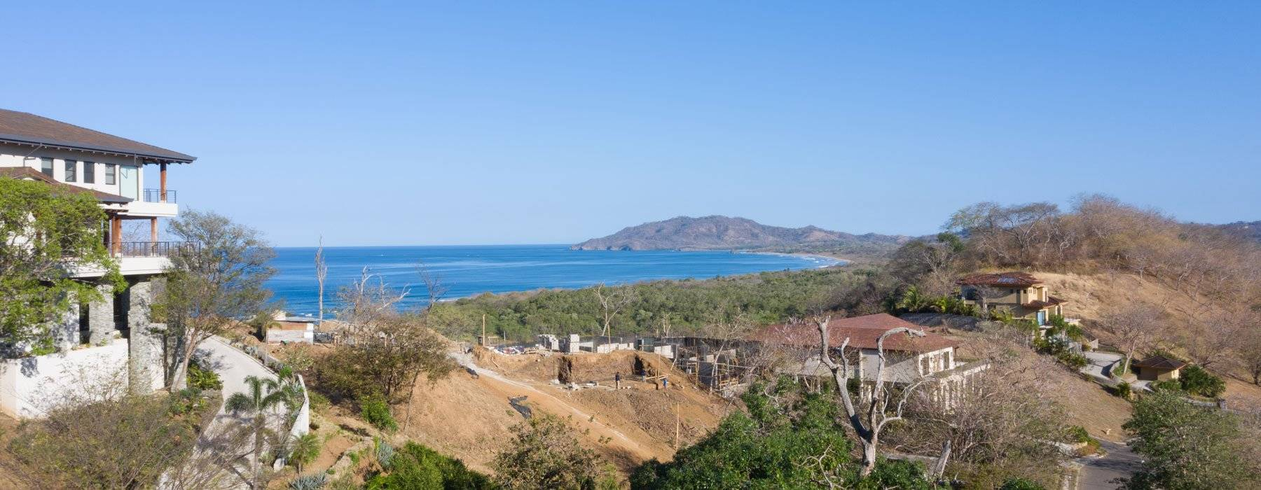 Lot No: 1-E- Perfect mountainside homesite with exceptional ocean views!