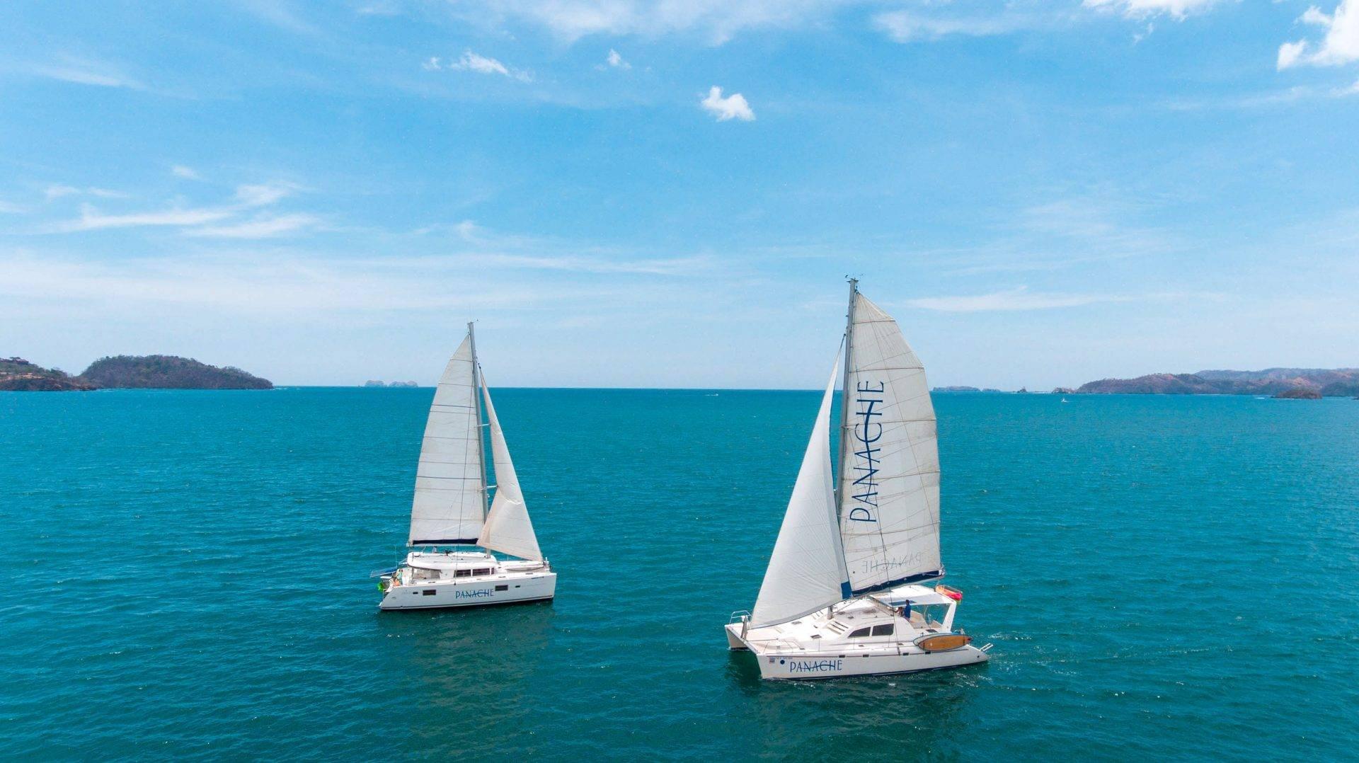 sailing in Guanacaste
