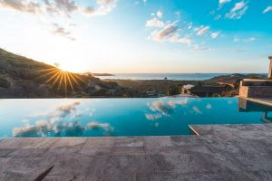 Blue Water Vacation Rentals amenities and service