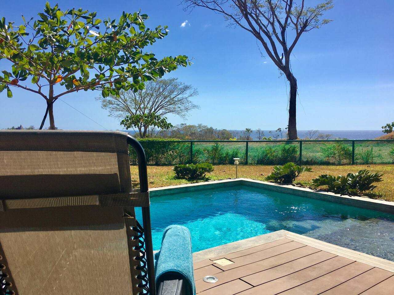 Casa Hijau Costa Rica ocean-view real estate