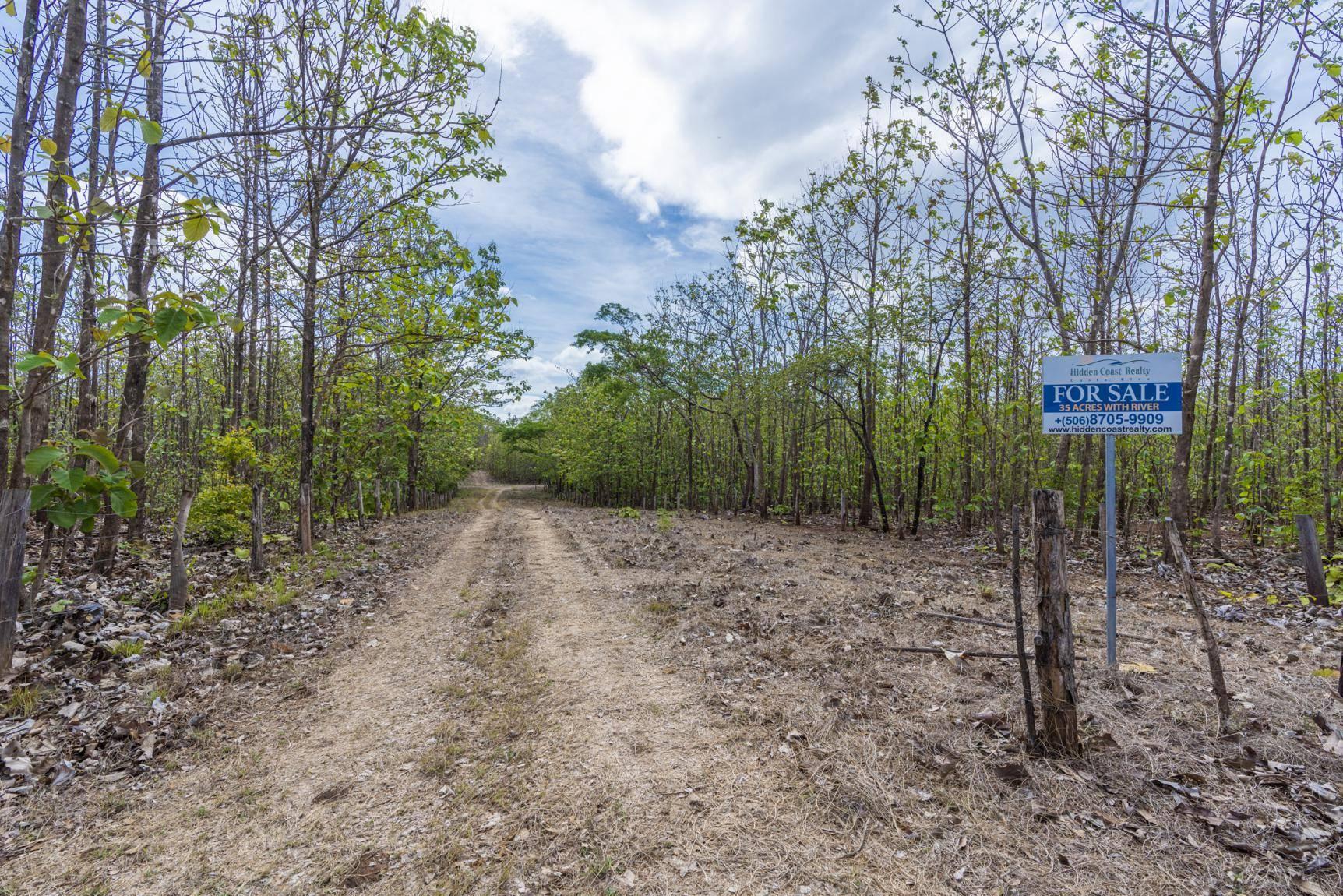 DEVELOPMENT LAND – 36 Acres Teak Farm by Hacienda Pinilla