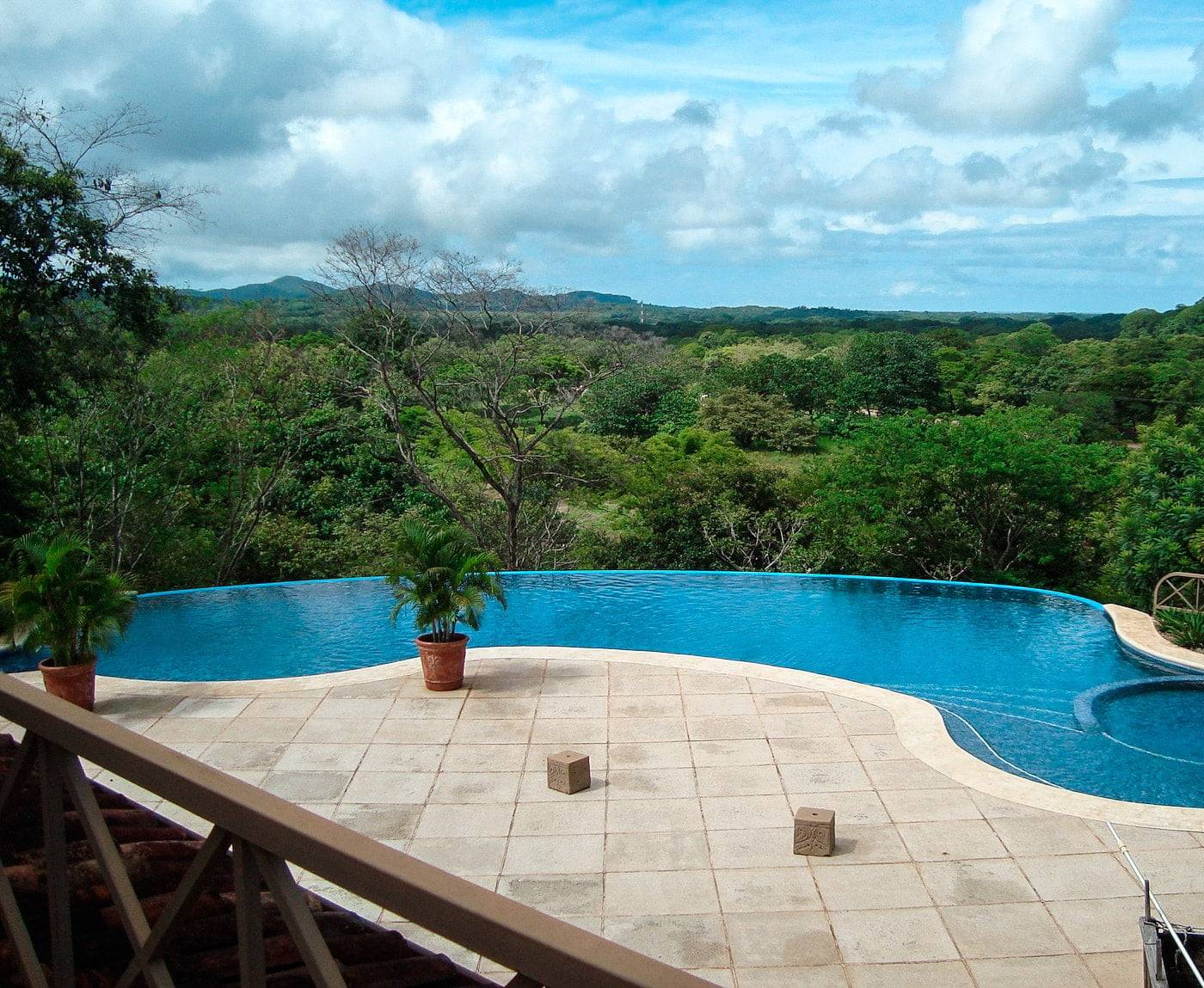 Rancho Villareal gated community near Tamarindo Costa Rica