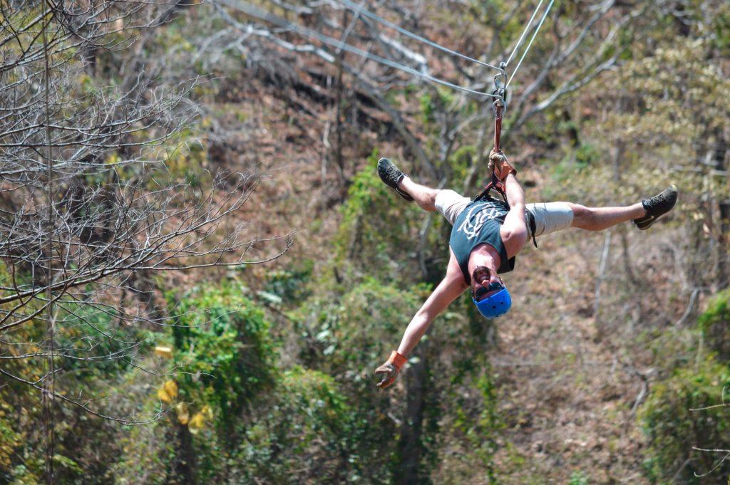 Costa Rica canopy zipline experiences