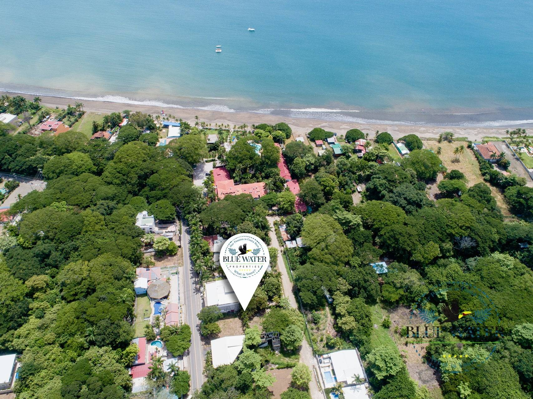 Two commercial lots in Surfside