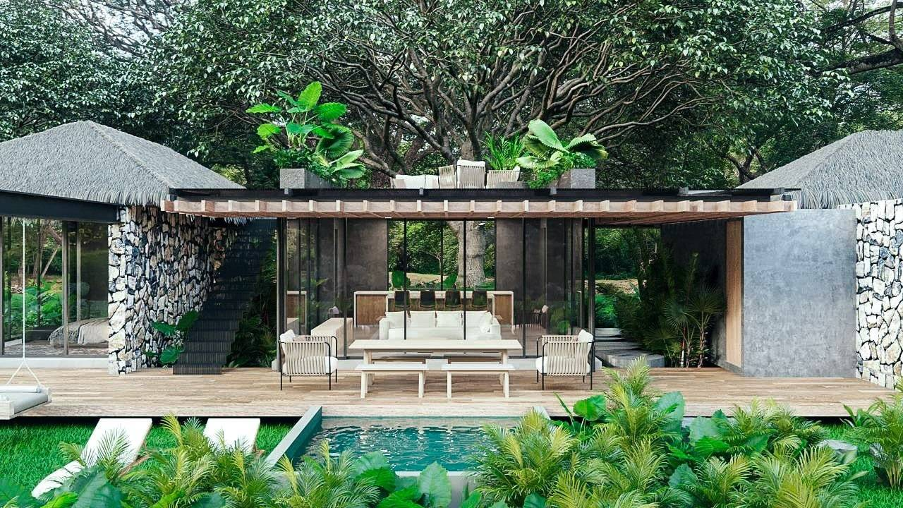 Mangroove Residences gated community in Playas del Coco