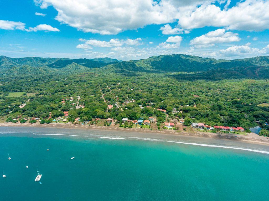 Playa Potrero beach real estate Costa Rica