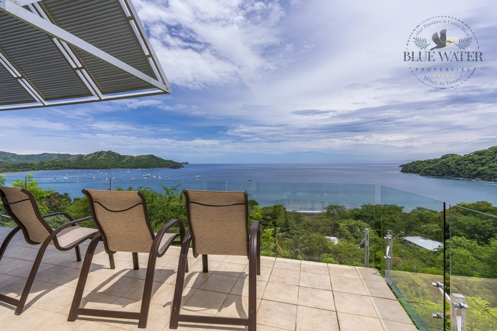 Costa Rica real estate with a view