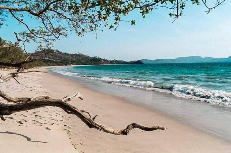 secluded beaches in Guanacaste Costa Rica