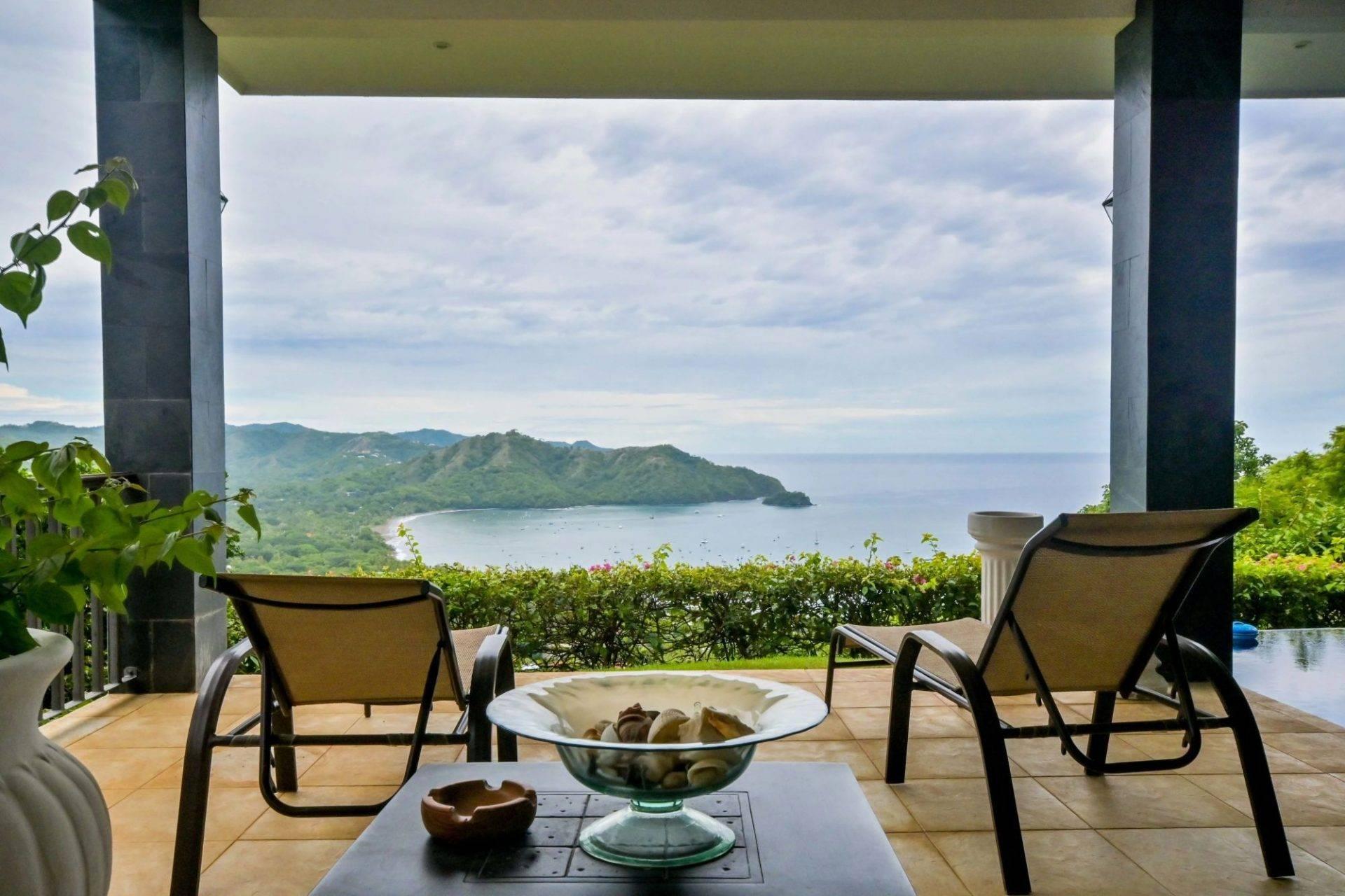 Casa Del Mar- Amazing Ocean View Home in Playas del Coco