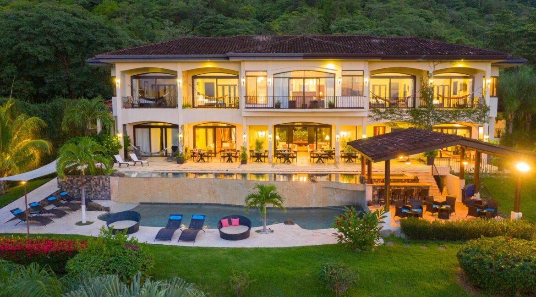 Villa Buena Onda Drone View 13-min