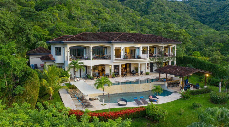 Villa Buena Onda Drone View 43-min