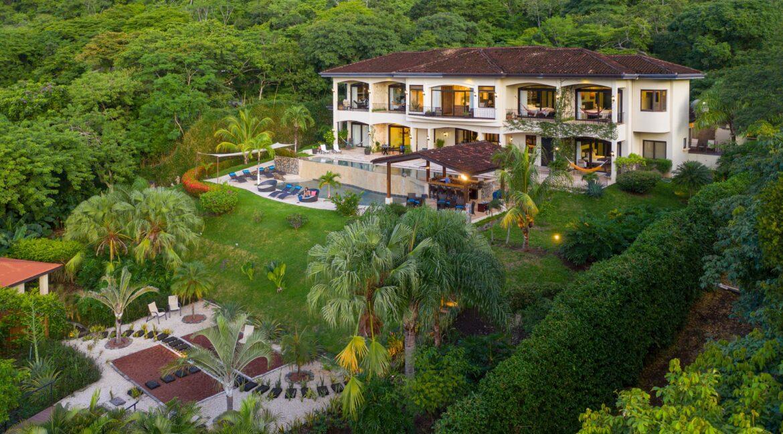 Villa Buena Onda Drone View 47-min